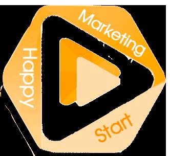 Happy Marketingstart